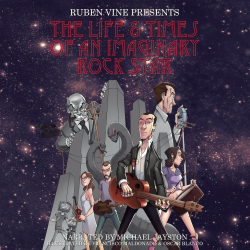 Ruben Vine - The Life and Times of an Imaginary Rock Star (2017)