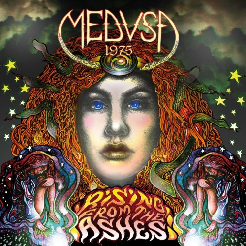 Medusa1975 - Rising from the Ashes (2017)