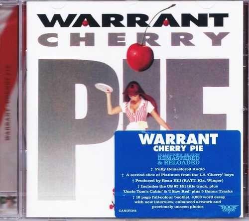 Warrant - Cherry Pie (Rock Candy Remastered 2017)