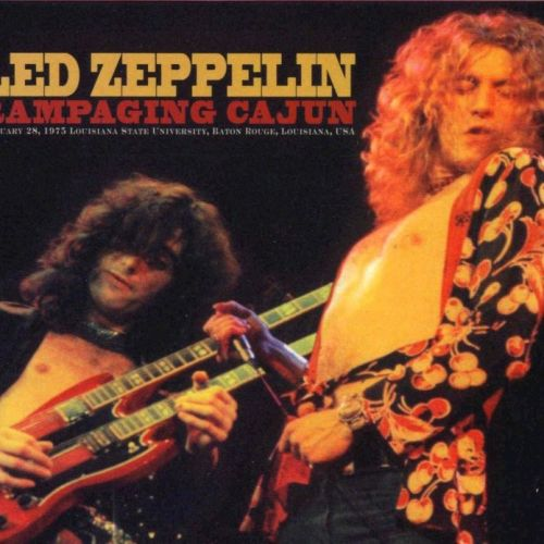 Led Zeppelin - Rampaging Cajun (Live 3 CD) (1975)