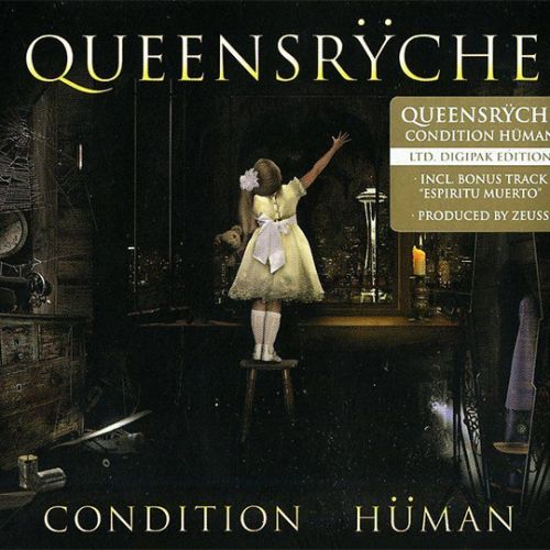 Queensryche - Condition Human (Digipack) (2015)