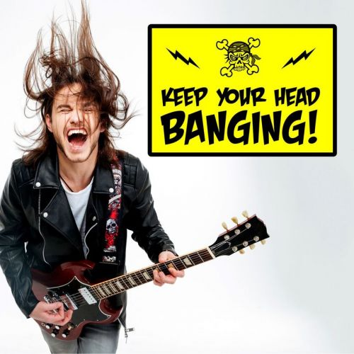 Various artists  Keep Your Head Banging! (2017)