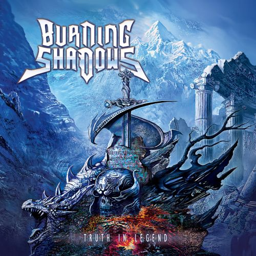 Burning Shadows - Truth in Legend (2017)