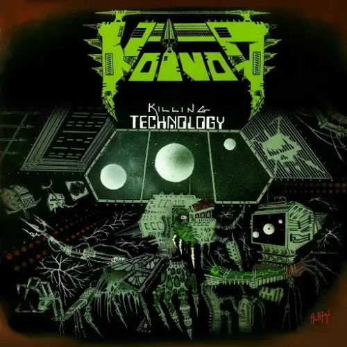 Voivod - Killing Technology (Expanded Edition) (2017)