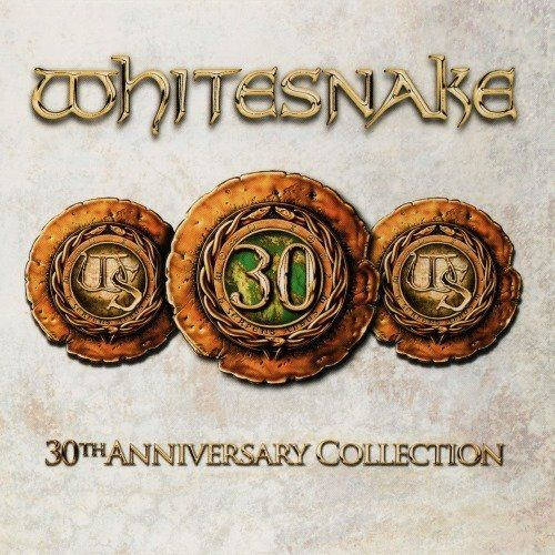 Whitesnake - 30th Anniversary Collection (3 CD) (2008)