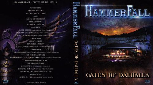 HammerFall - Gates Of Dalhalla (2012) (BDRip)