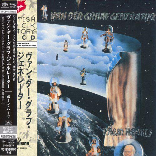 Van Der Graaf Generator - Pawn Hearts (1971) [Japanese Limited SHM-SACD 2015]
