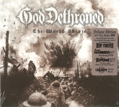 God Dethroned - The World Ablaze (Deluxe Edition) (2017)