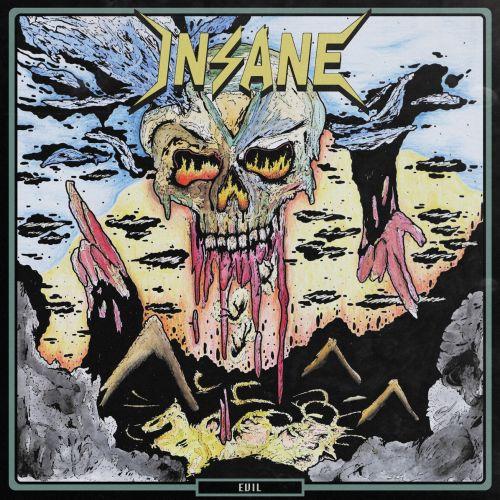 Insane - Evil (2017)