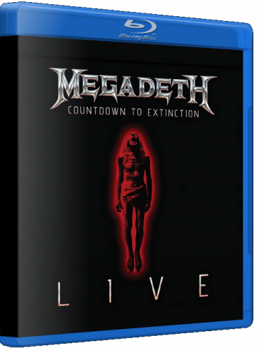 Megadeth - Countdown To Extinction: Live (2013) BDRip 720p