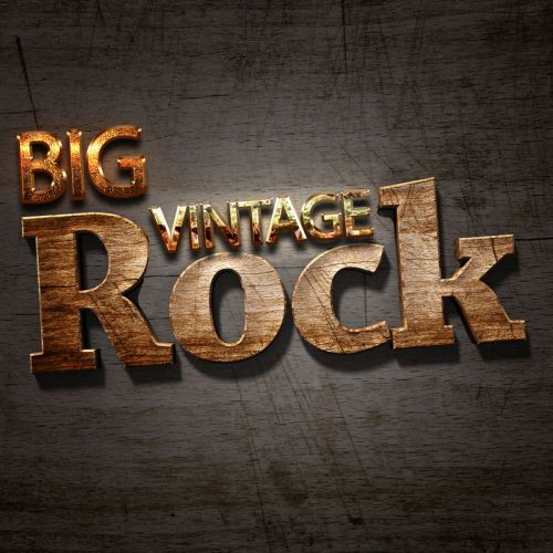 70s Rock Hits - Big Vintage Rock (2017)