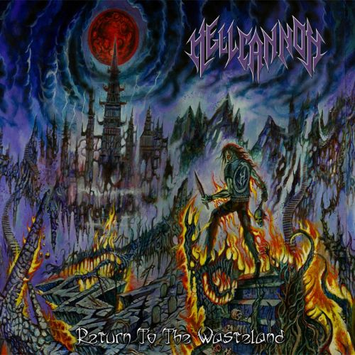 Hellcannon - Return to the Wasteland (2017)