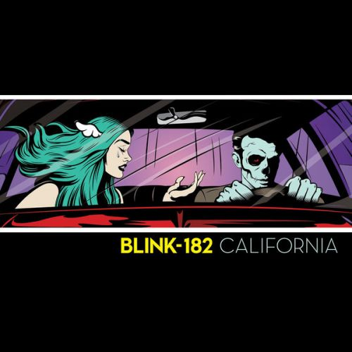 Blink-182 - California (Deluxe Edition) (2017)