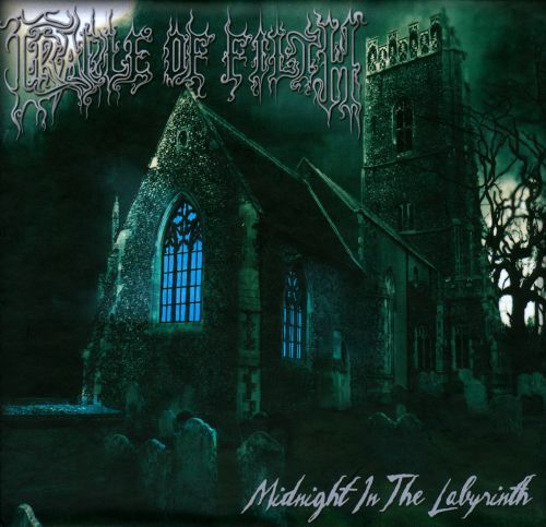 Cradle Of Filth - Discography (Studio Albums) (1994-2015)