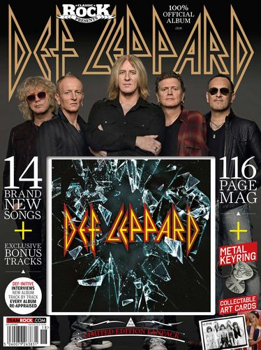 Def Leppard » GetMetal CLUB - new metal and core releases