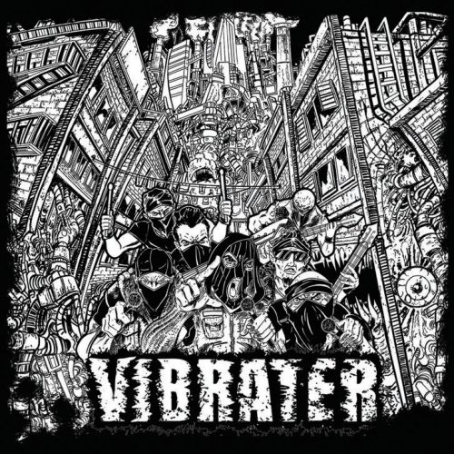 Vibrater - New Era of Terror (2017)