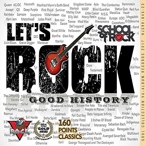 Various Artists - Lets Rock: Good History (2017)