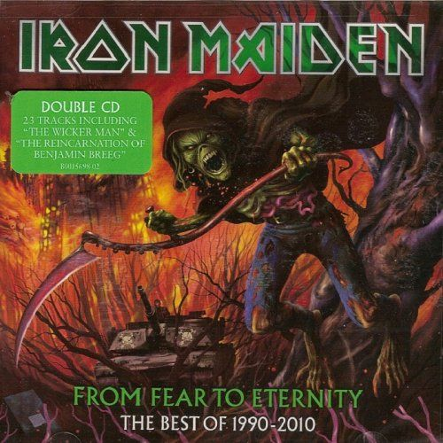 Iron Maiden - From Fear To Eternity: The Best of 1990-2010 (2011)