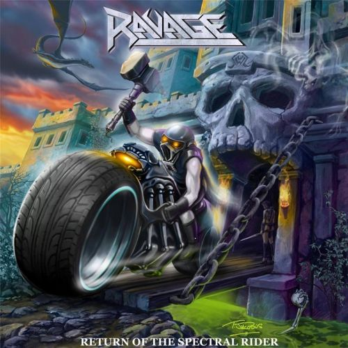 Ravage - Return of the Spectral Rider (2017)