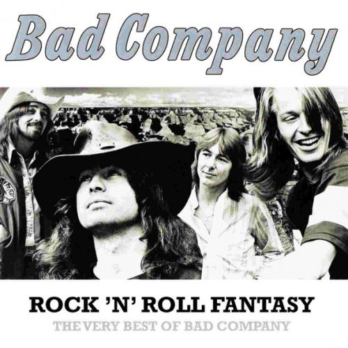 Bad Company ‎– Rock 'n' Roll Fantasy The Very Best Of Bad Company (2015)