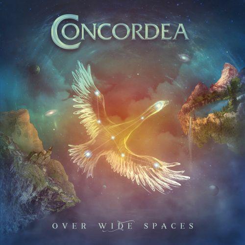 Concordea - Over Wide Spaces (2017)