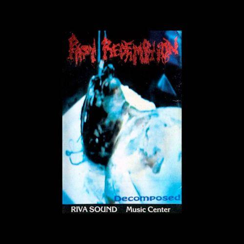 Past Redemption - Decomposed (2016)