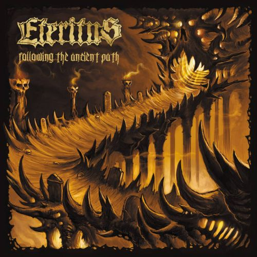 Eteritus - Following The Ancient Path (2016)