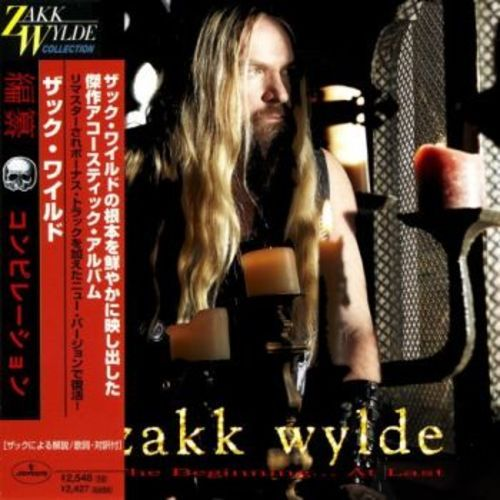 Zakk Wylde - The Beginning... At Last (2017) (Compilation)