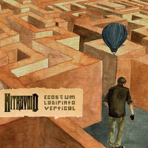 Nitrovoid - Ecos De Um Labirinto Vertical (2017)
