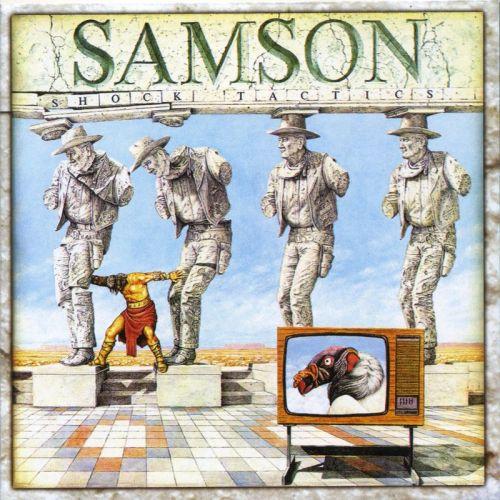 Samson - Shock Tactics (Bonus Track Edition) (Reissue 2017)