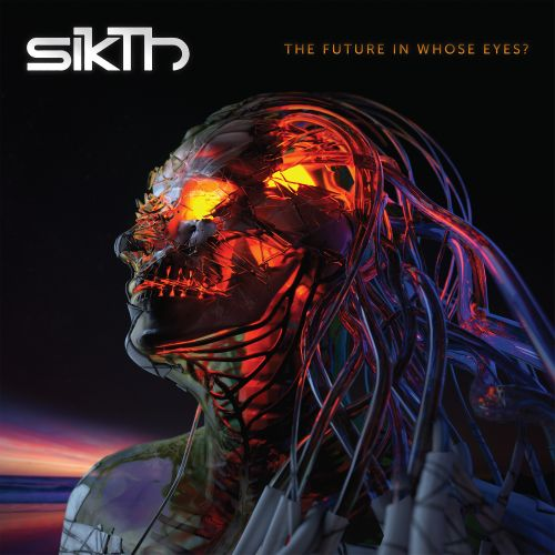 SikTh - The Future in Whose Eyes? (Mediabook Edition) (2017)