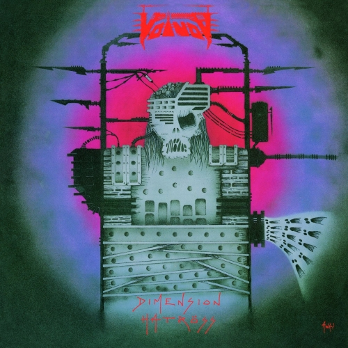 Voivod - Dimension Hatröss (Expanded Edition) (2017)