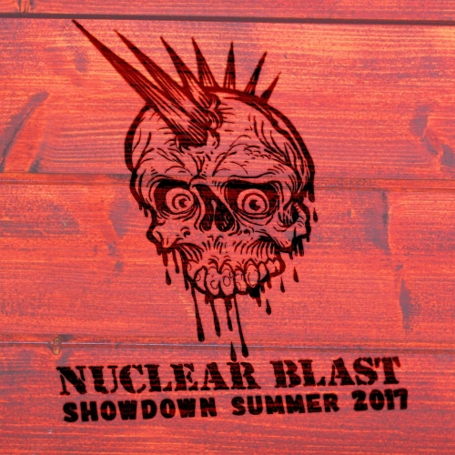 Various Artists - Nuclear Blast Showdown Summer 2017 (2017)