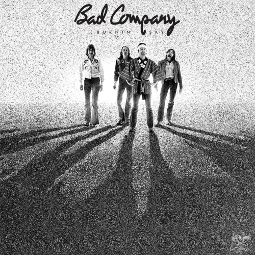 Bad Company - Burnin' Sky (Reissue) (2017)