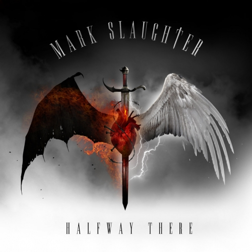 Mark Slaughter - Halfway There (2017)