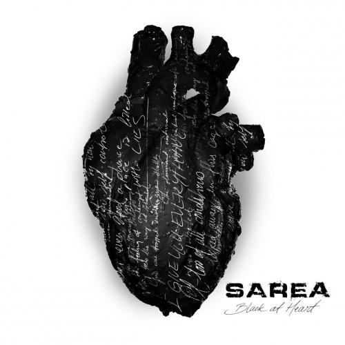 Sarea - Black at Heart (2017)