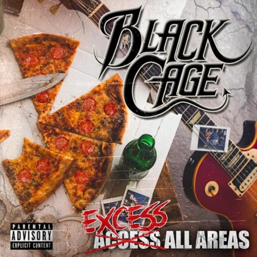 Black Cage - Excess All Areas (2017)
