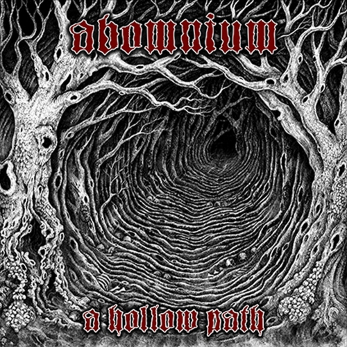 Abomnium - A Hollow Path (2017)