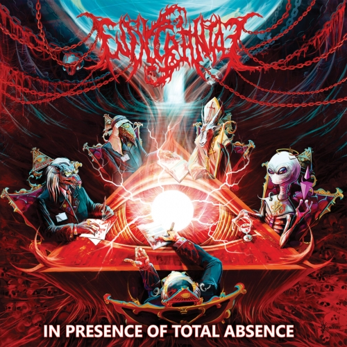 Endocranial - In Presence Of Total Absence (2017)