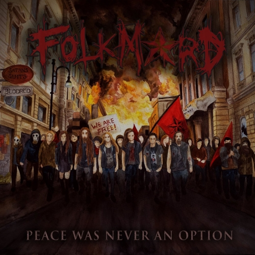 Folkmord - Peace Was Never an Option (2017)