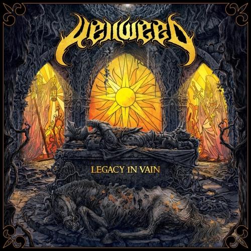Hellweed - Legacy in Vain (EP) (2017)