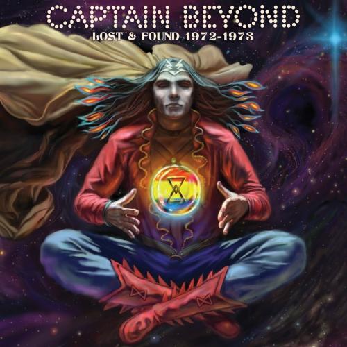 Captain Beyond - Lost & Found 1972-1973 (2017)