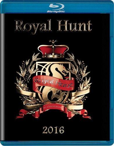 Royal Hunt - 2016 (25th Anniversary Edition) (2017) (BDRip 720p)