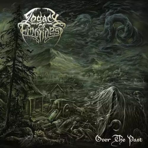 Legacy of Emptiness - Over the Past (2017)