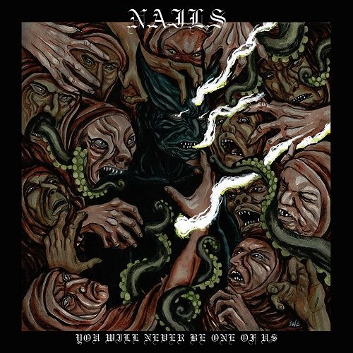 Nails - You Will Never Be One of Us (2016)