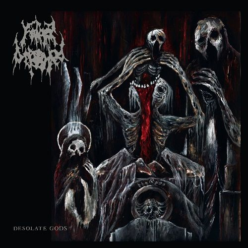 Father Befouled - Desolate Gods (2017)