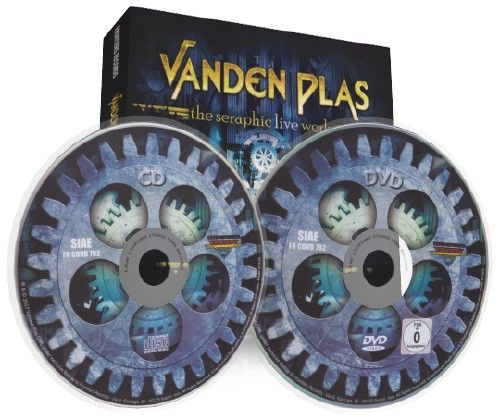 Vanden Plas - The Seraphic Live Works (2017) [DVD9]