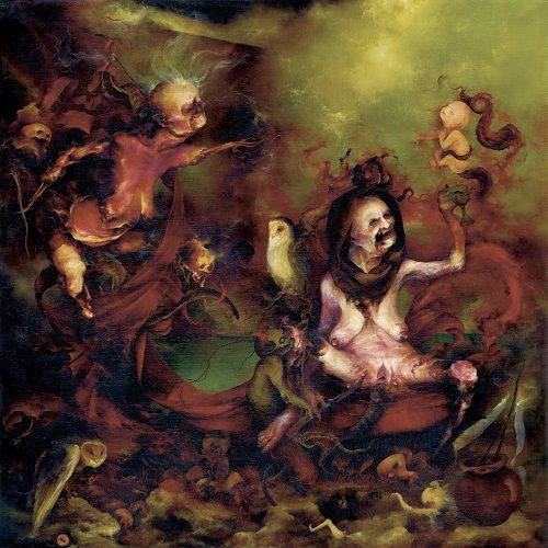 Unaussprechlichen Kulten - Keziah Lilith Medea (Chapter X) (2017)