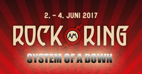 System Of A Down - Rock Am Ring (2017) (HD 1080p)