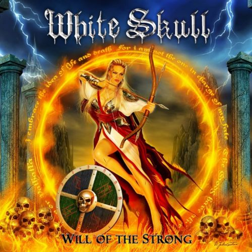 White Skull - Will of the Strong (2017)